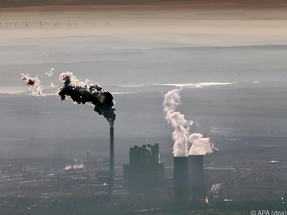 Verschmutzte Luft tötet jedes Jahr tausende Menschen in Europa