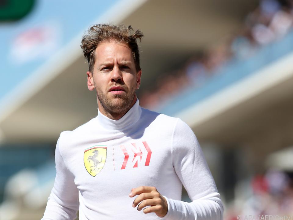 Vettel patzte wieder einmal im Rennen