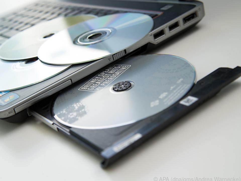 Wer CDs digitalisieren will, ist auf ein optisches Laufwerk angewiesen