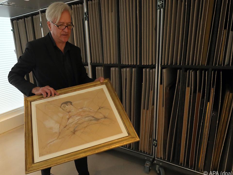Werke aus einer Privatsammlung wurden verkauft