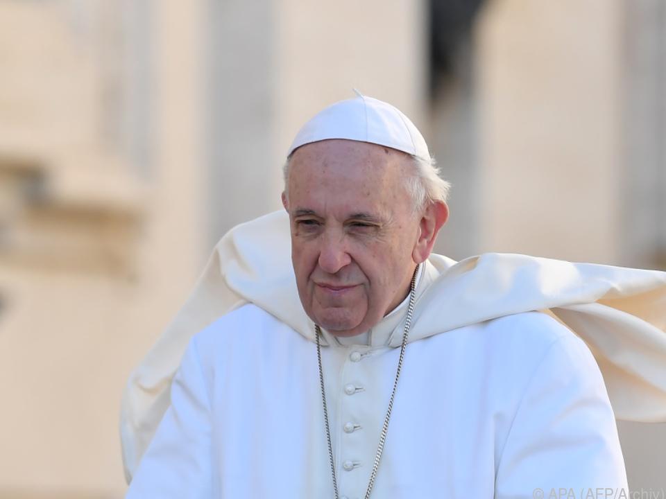 Wird der Papst die Einladung annehmen?
