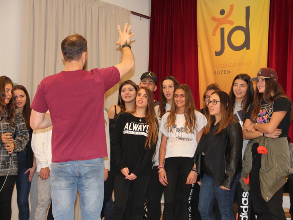 Workshop Bozen Beatbox_Foto AGJD
