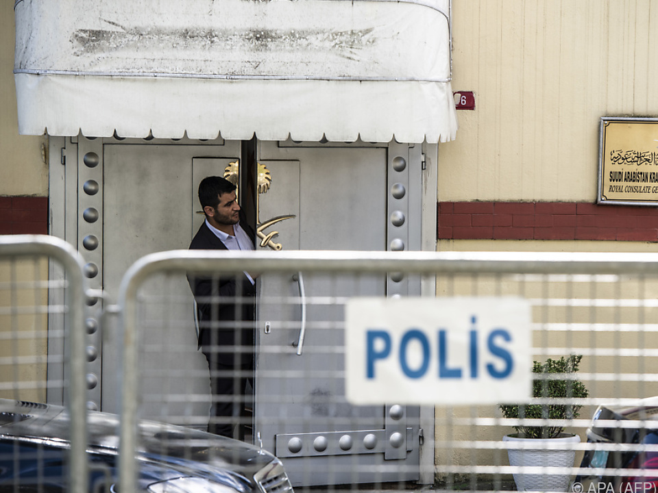 Wurde Journalist Kashoggi in saudi-arabischem Konsulat in Istanbul getötet?