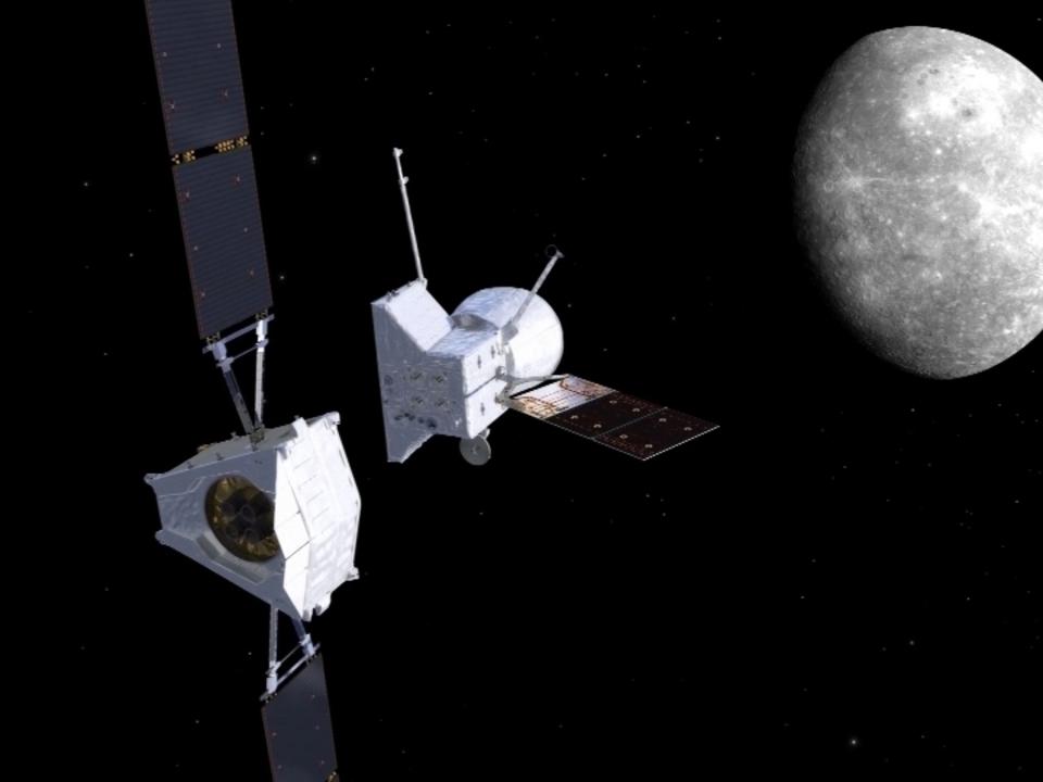 Zwei Raumsonden auf dem Weg zum kleinsten Planeten unseres Sonnensystems