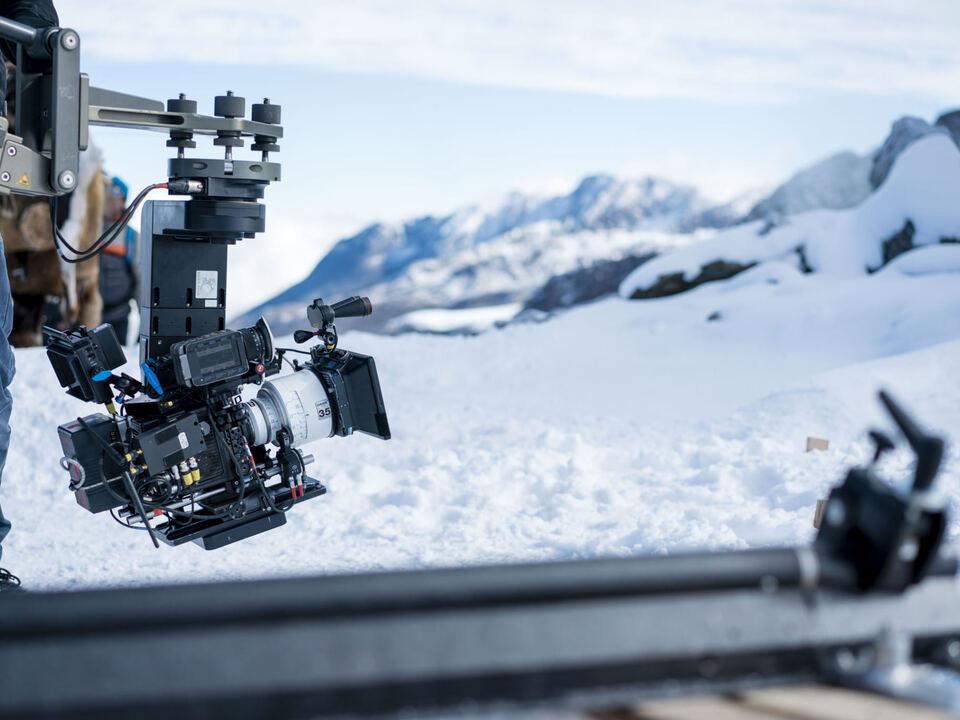 Filmaufnahmen Südtirol