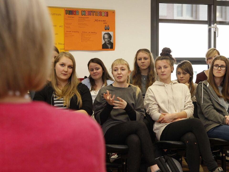 Deeg und Landesfachschule für soziale Berufe \