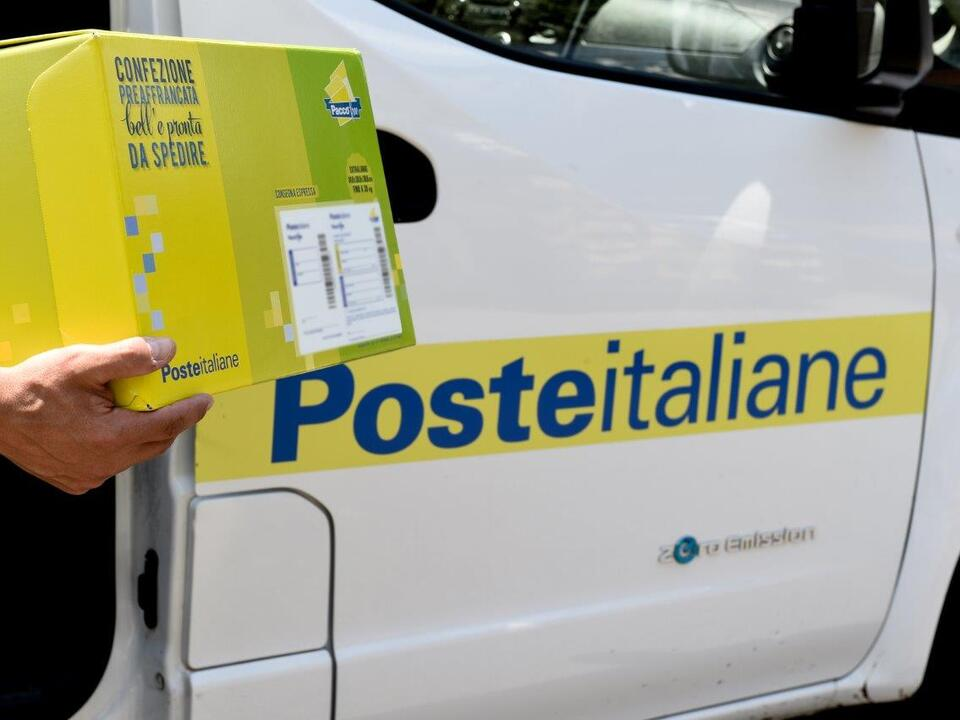 Post Poste Italiane