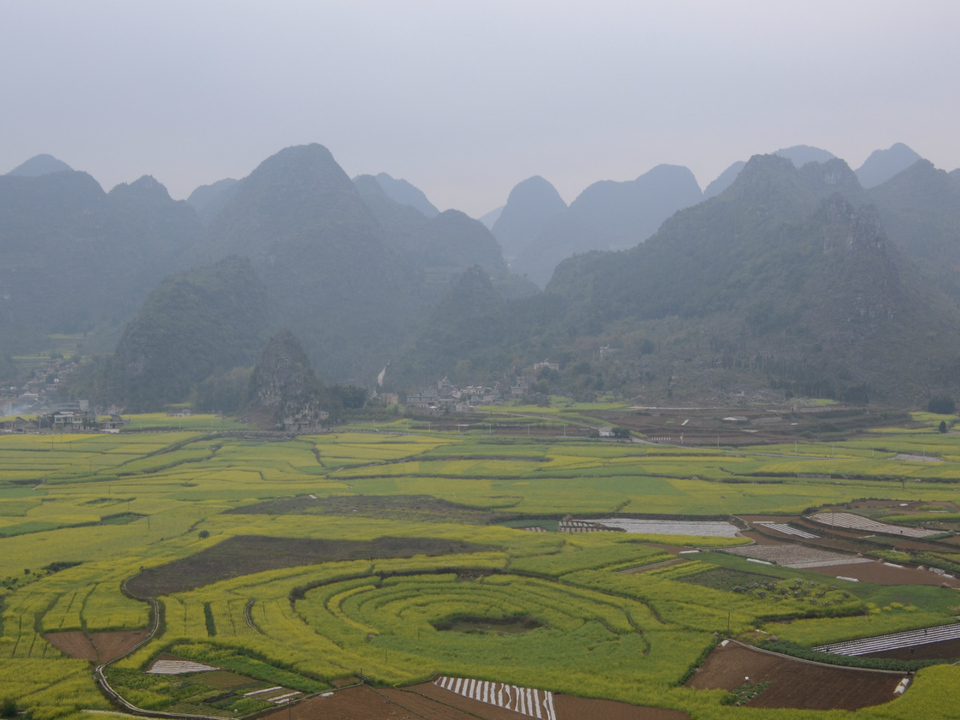 Xingyi Geopark,  Südchina