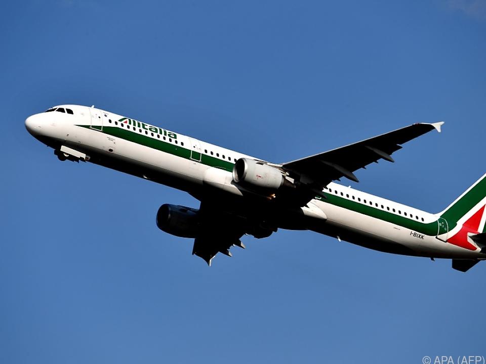 Alitalia steht unter staatlicher Sonderverwaltung