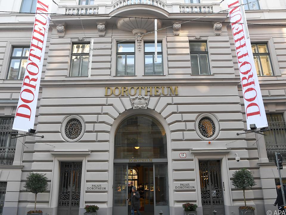 Kunstraub in Wien: Renoir aus Dorotheum gestohlen