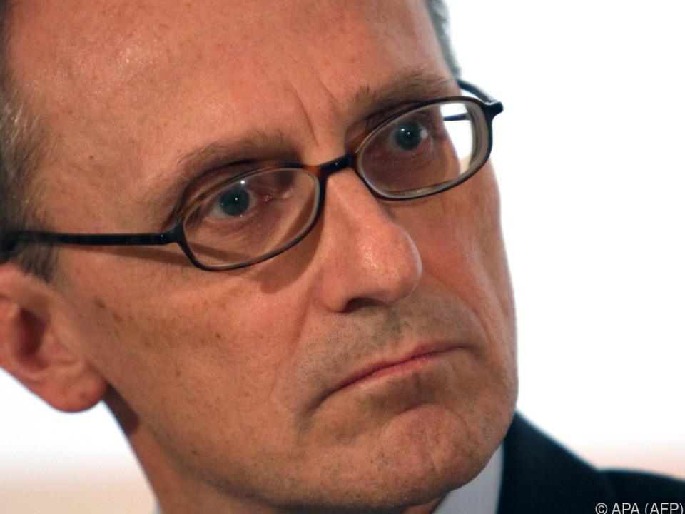 Andrea Enria war bisher Chef der EU-Bankenbehörde EBA