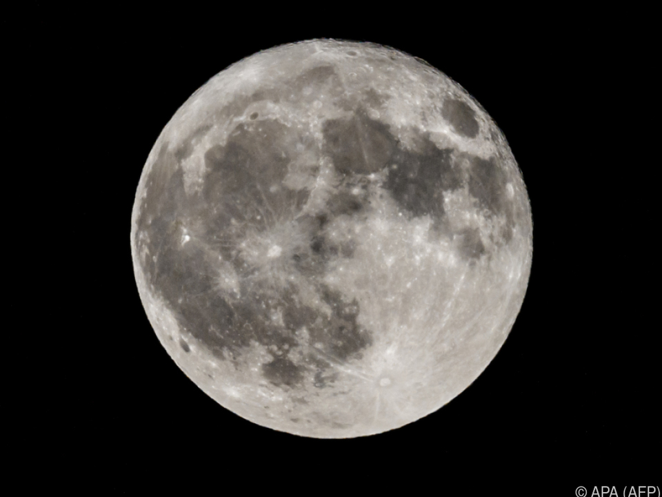 Anfang der 2030er Jahre sollen Kosmonauten auf dem Mond landen