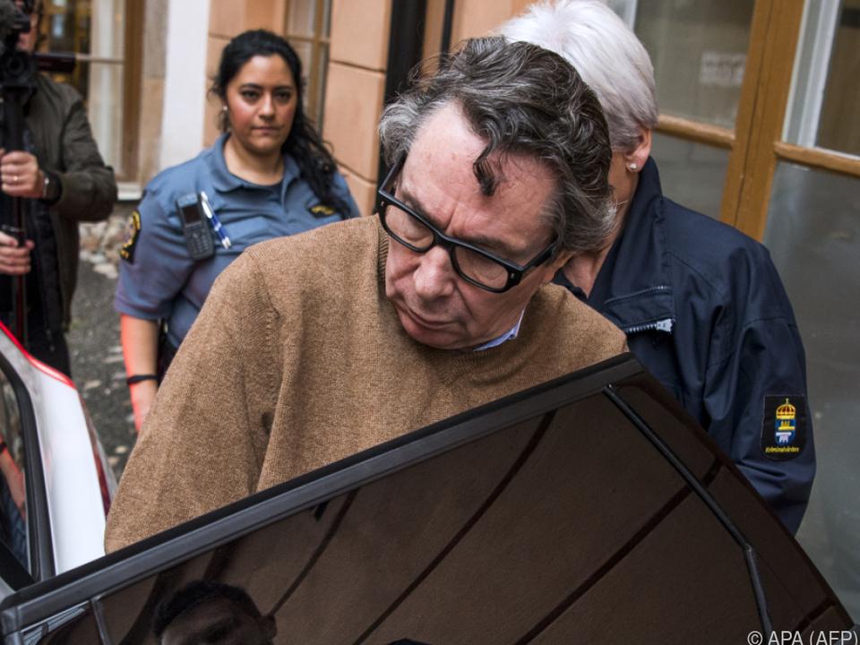 Arnault hofft im Berufungsverfahren freigesprochen zu werden