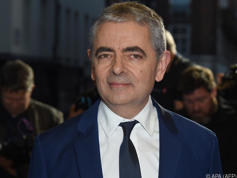 Atkinson empfindet das Machen von Filmen als unglaublich stressig