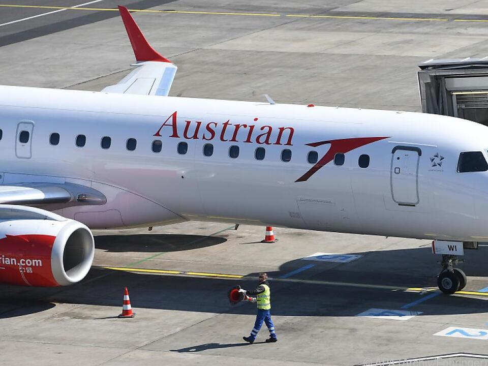 AUA im Kampf mit Billigflieger in Wien