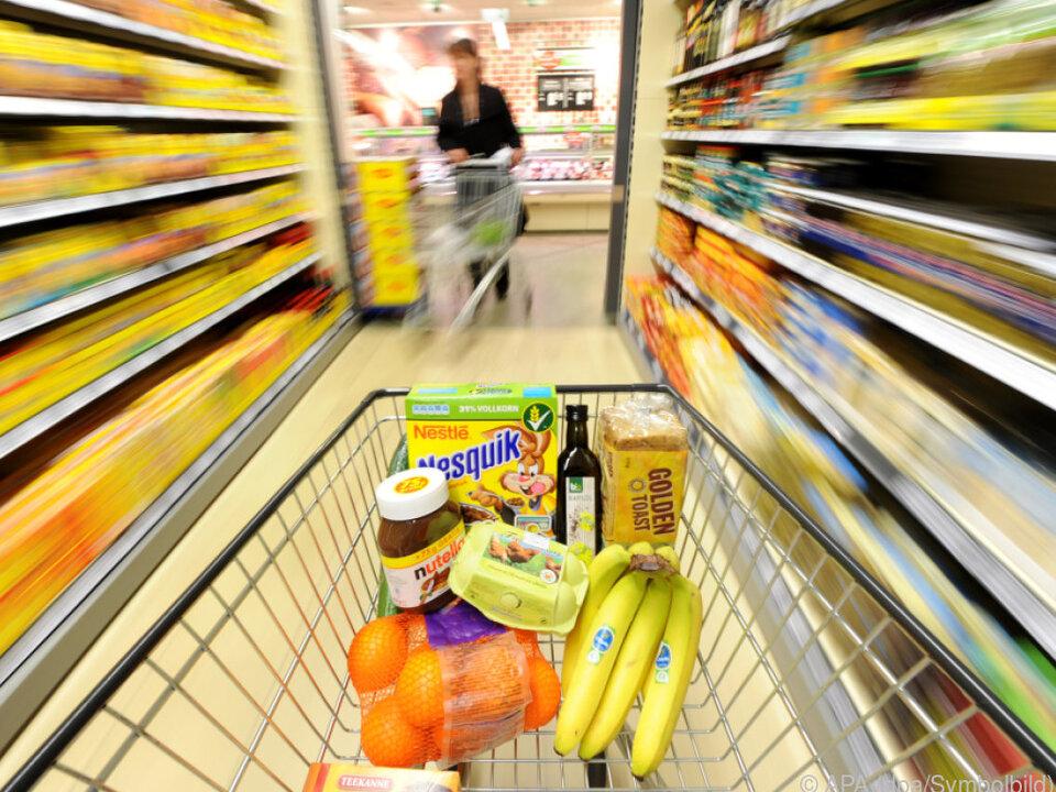 Auch im Lebensmittelhandel könnten Finanzprodukte angeboten werden
