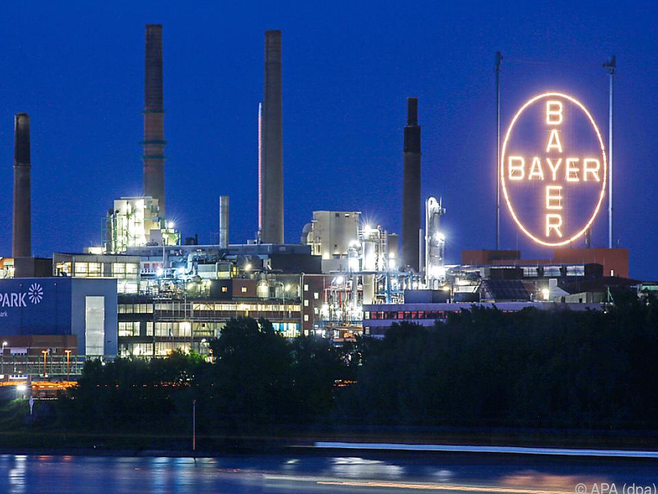 Bayer plant Abbau von Stellen