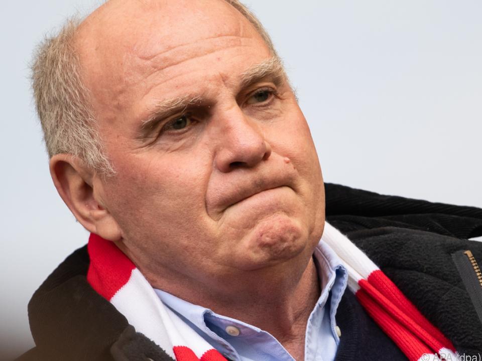 Bayern-Boss nach Remis gegen Fortuna richtiggehend konsterniert