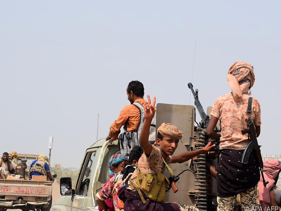 Bei Kämpfen wurden seit Donnerstag 200 Menschen getötet