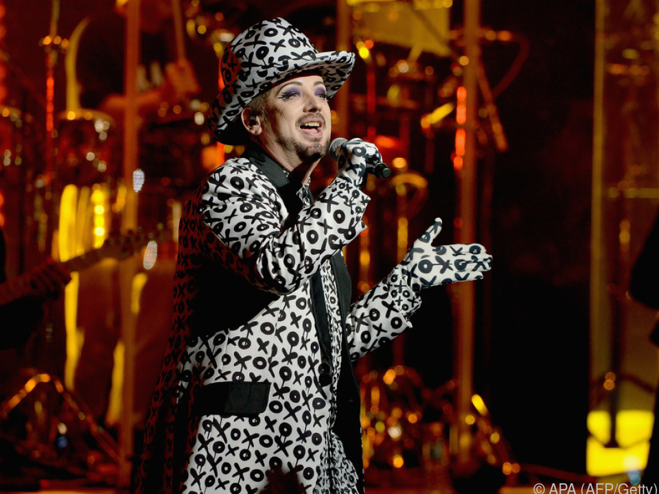 Boy George warnt vor dem Ruhm