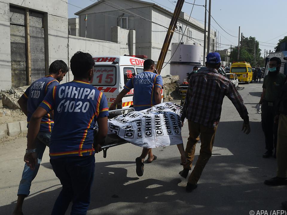 Das chinesische Konsulat war Ziel von einem der Anschläge