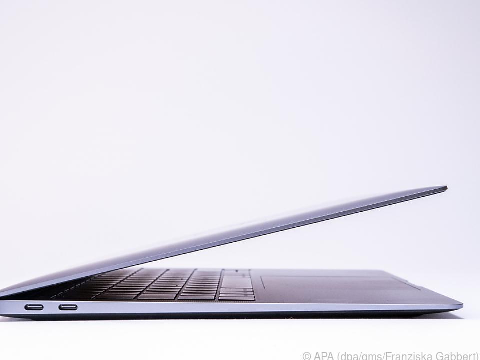 Käufer des neuen MacBook Air müssen mit nur zwei USB-C-Buchsen auskommen