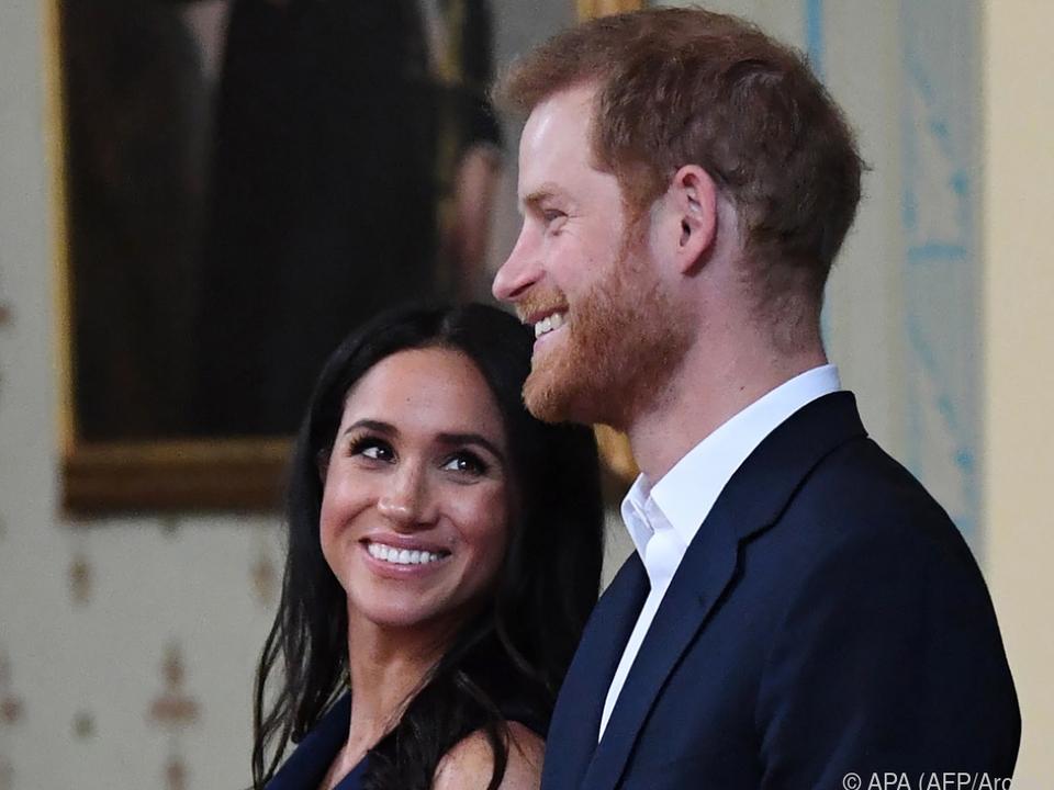 Das royale Paar erwartet im Frühjahr sein erstes Kind