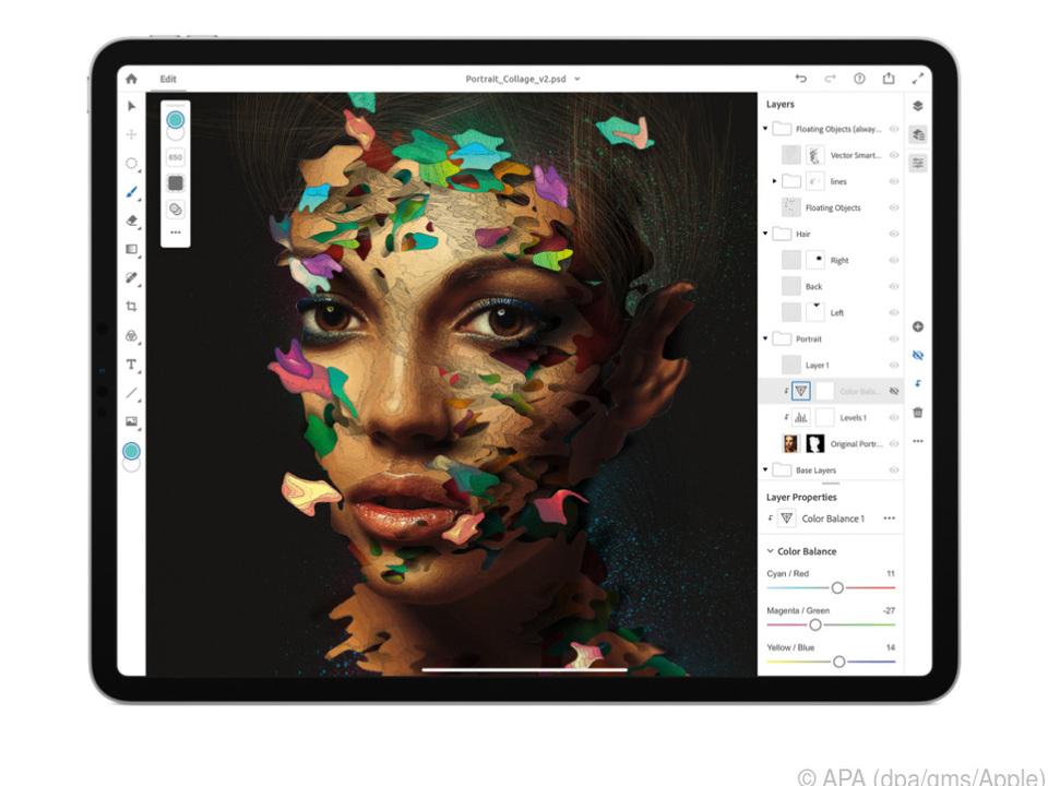 Apple konzentriert sich mit dem iPad Pro eher auf professionelle Anwender