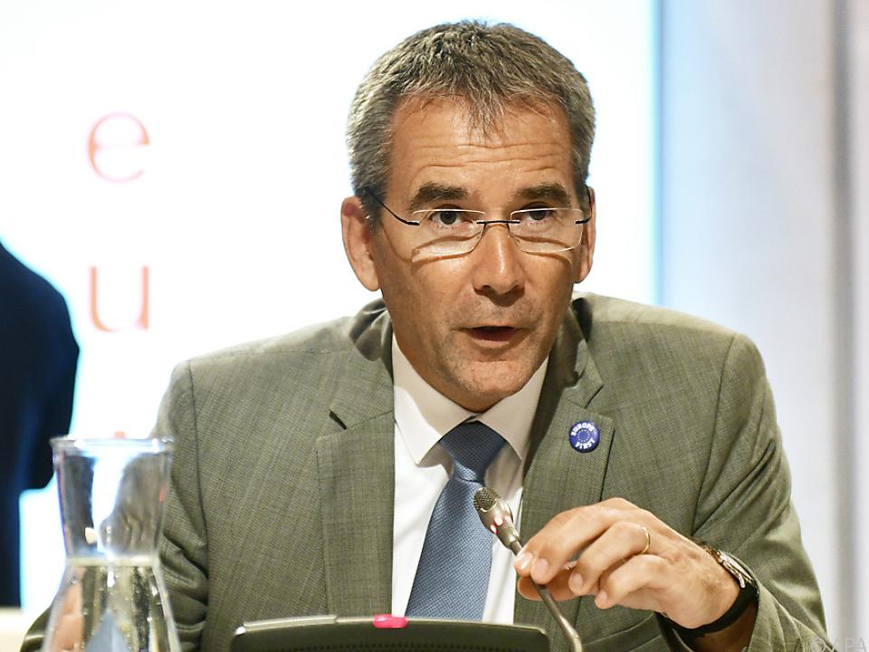 Der Finanzminister berichtet von konstruktiven Gesprächen