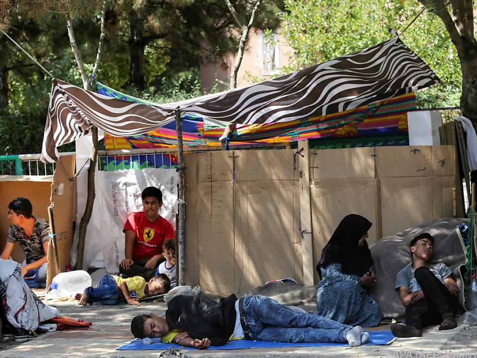 Der Flüchtlingspakt mit der Türkei wurde im März 2016 geschlossen