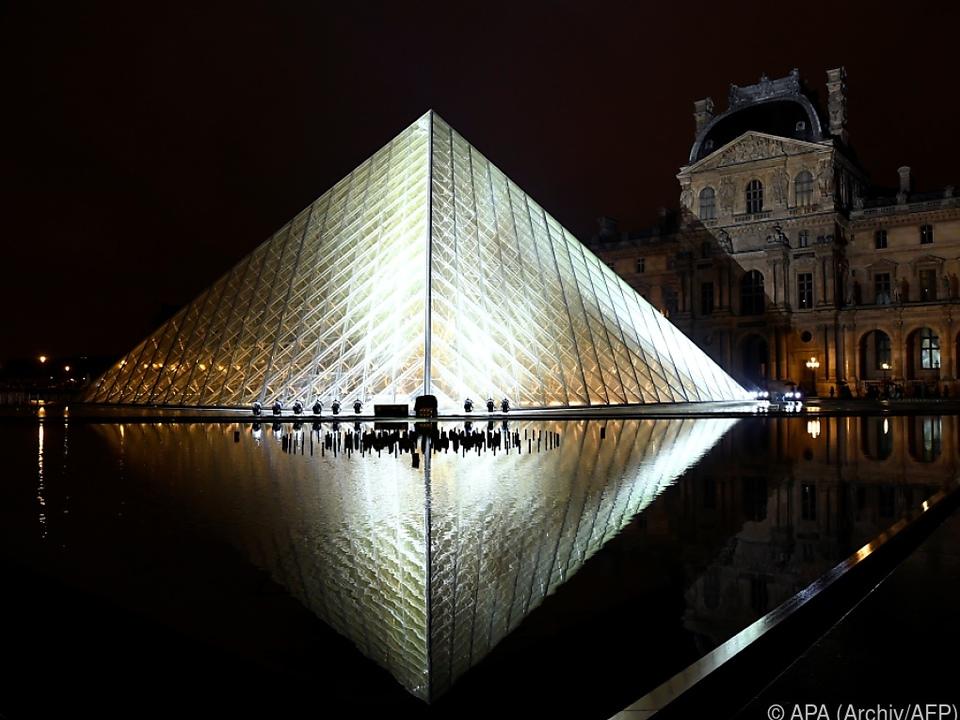 Der Louvre ist das meistbesuchte Museum der Welt