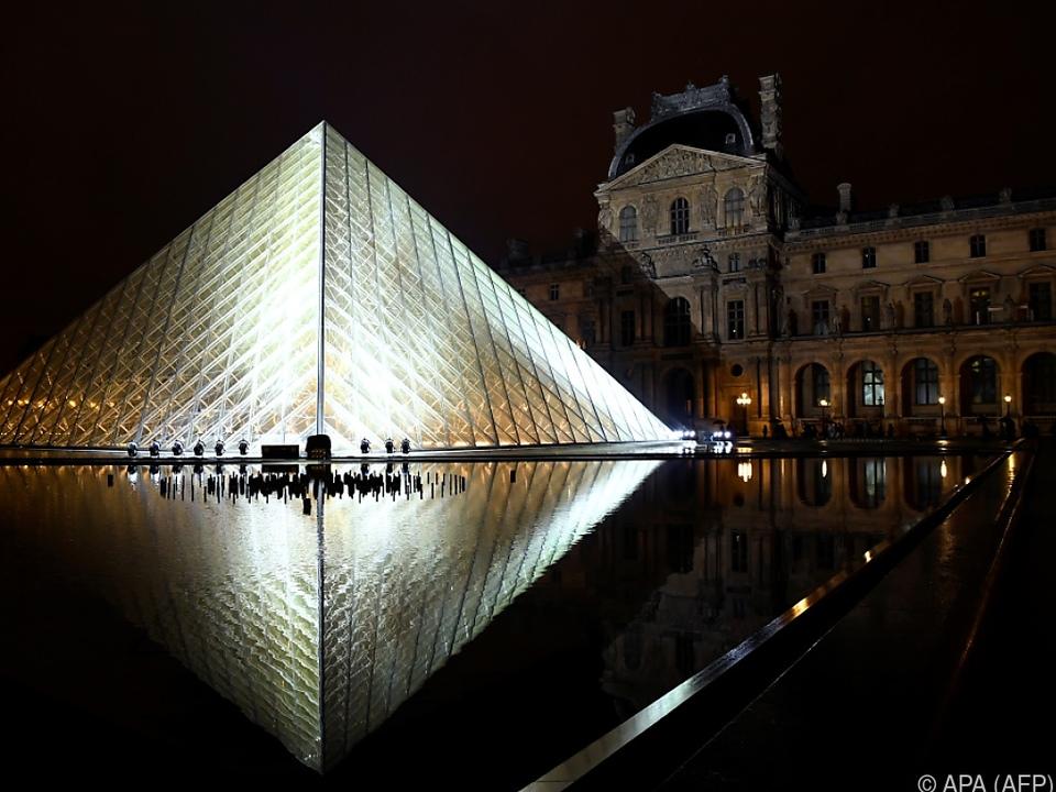 Der Louvre soll nicht alles allzu günstig bekommen