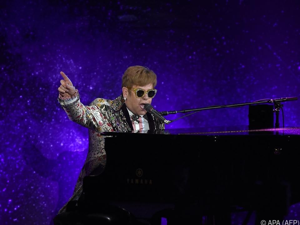 Der Spot mit Elton John könnte die Klavierverkäufe steigen lassen