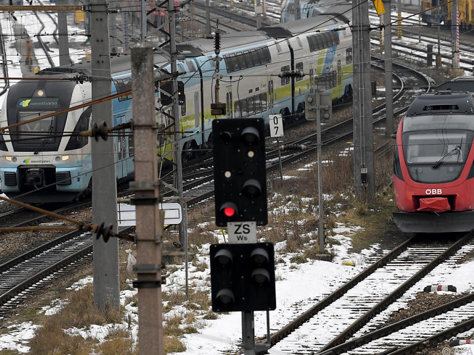 Der Westbahn-Betriebsrat zeigte sich solidarisch
