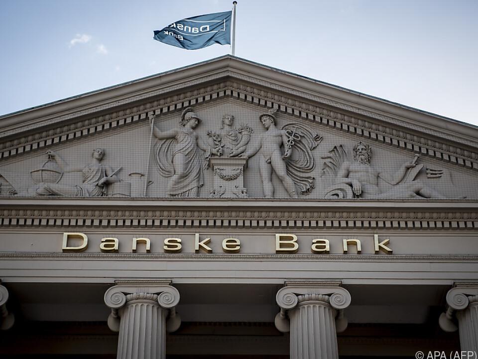 Die Danske-Bank ist von einem Geldwäsche-Skandal erschüttert