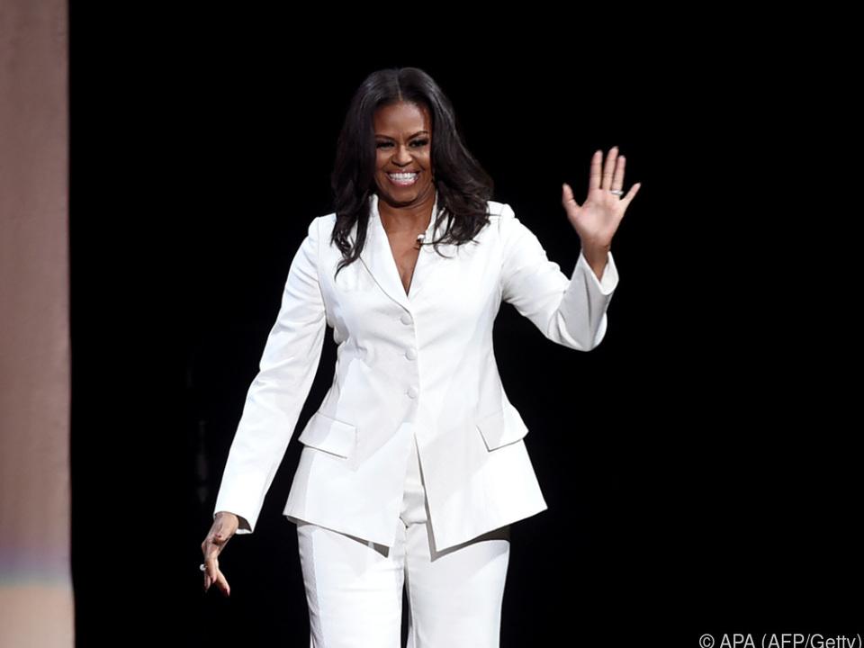 Die ehemalige First Lady schrieb ihre Biografie