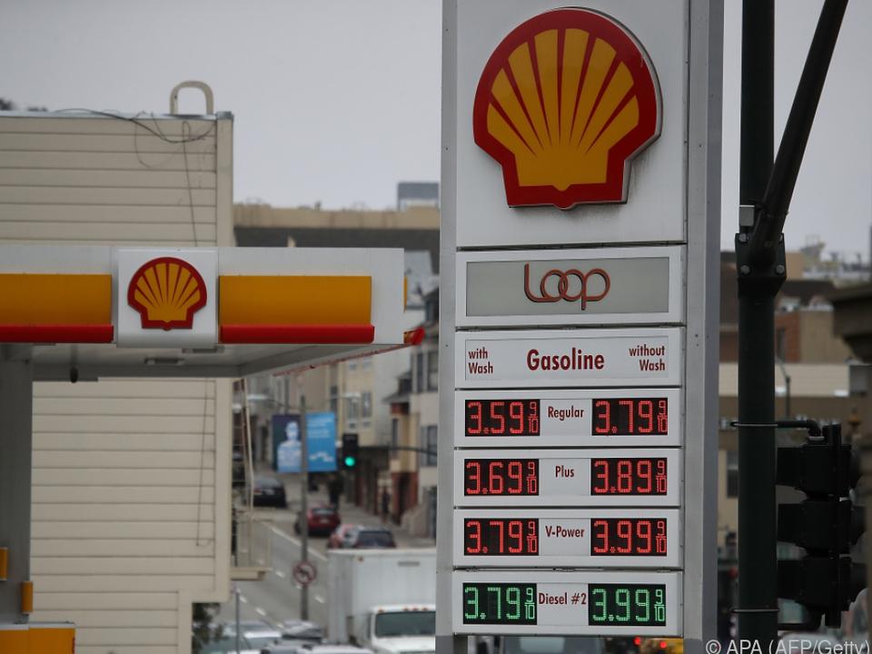 Die Geschäfte des Öl-Konzerns laufen gut