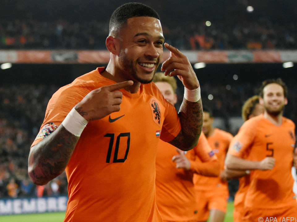 Die Niederländer triumphierten gegen Frankreich