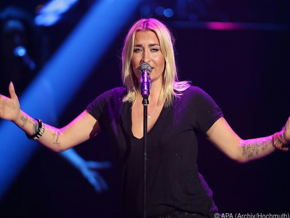 Die Sängerin hat zuletzt viele neue Songs geschrieben