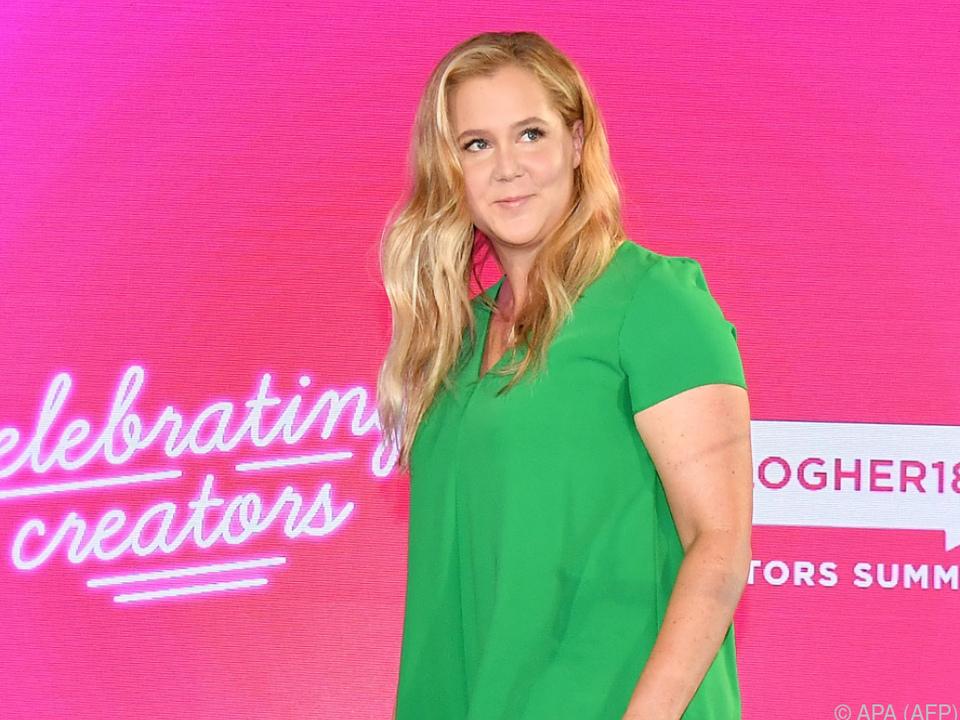 Die Schauspielerin leidet an schwerer Schwangerschaftsübelkeit
