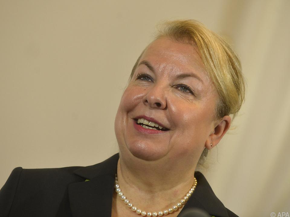 Die Sozialministerin wehrt sich gegen Berichte und Kritik