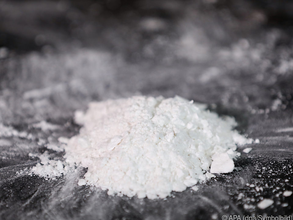 Drogen waren in Päckchen in Lkw versteckt kokain