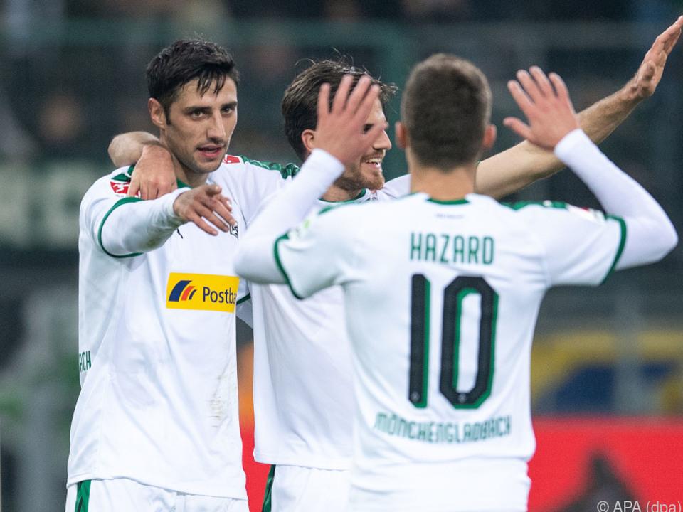 Ein weiteres Team, das derzeit besser als die Bayern ist