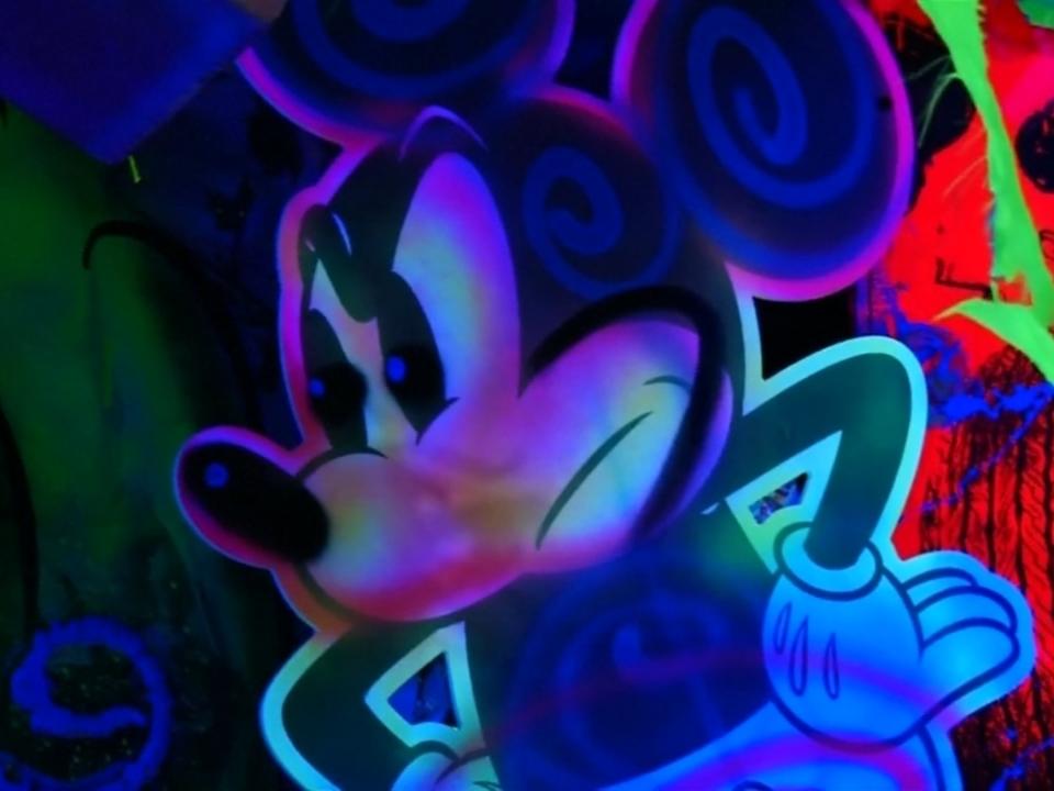 Eine Ausstellung zum 90. - Mickey Mouse hat Geburtstag