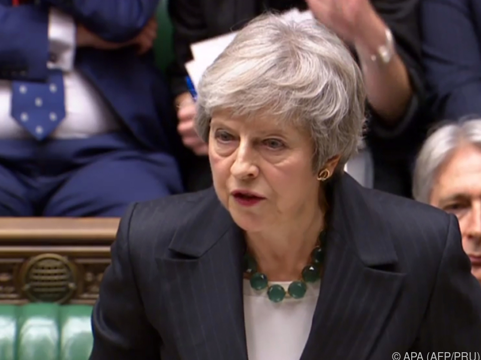 Eine Mehrheit für Mays\' Deal im Parlament ist höchst unsicher