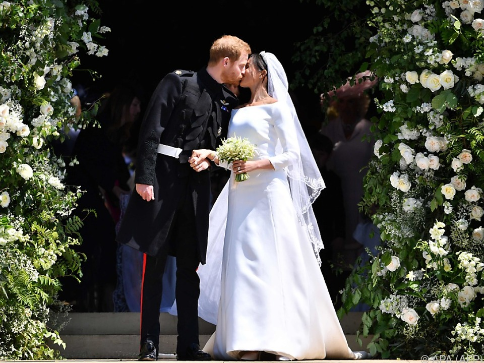 Eine royale Hochzeit und Babynews - Herz, was willst du mehr?