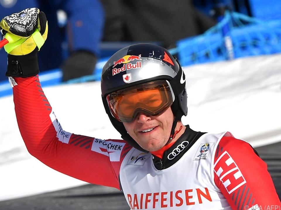 Erik Guay verabschiedet sich vom Ski-Zirkus