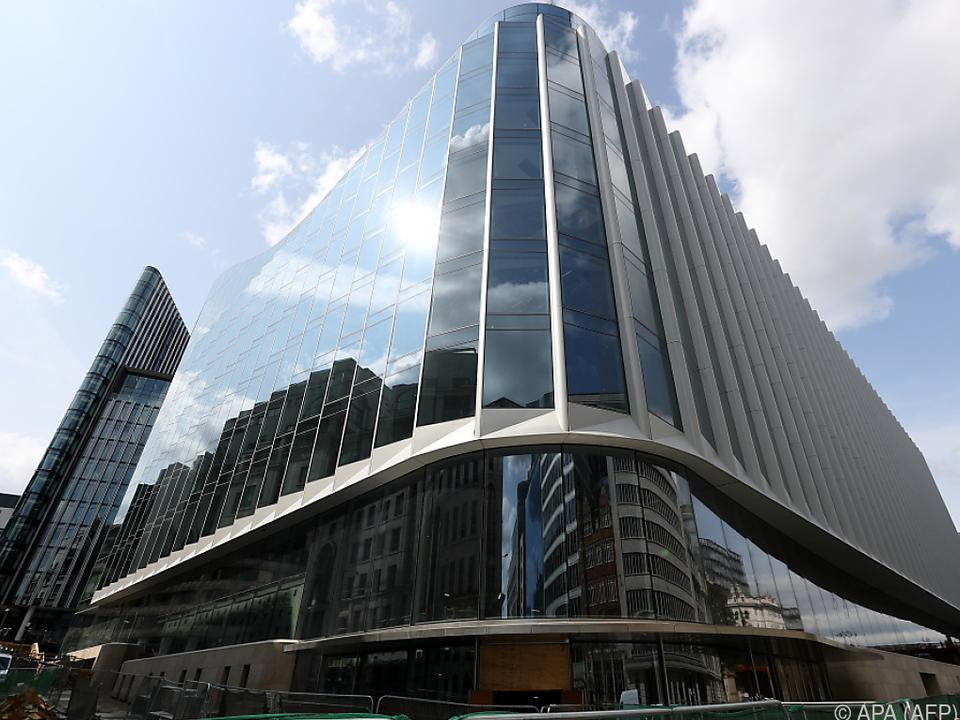 Europäische Goldman-Sachs-Zentrale in London