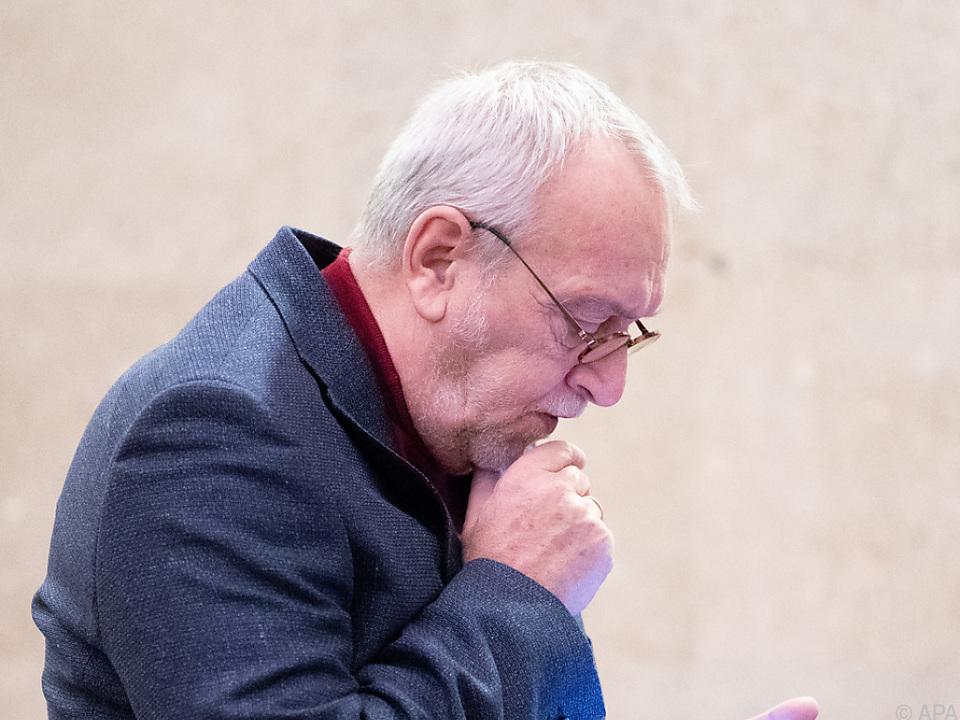 Ex-Telekom-Chef Rudolf Fischer