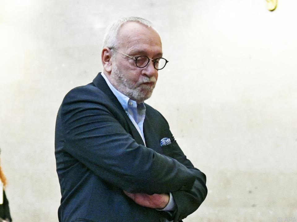 Ex-Telekom-Vorstand Rudolf Fischer